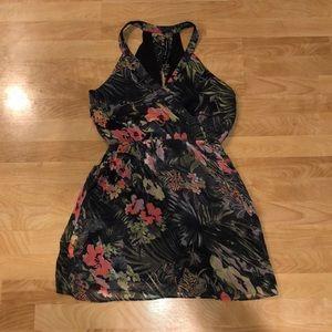 W118 Chiffon Dress